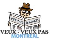 Veux - Veux Pas Montréal, le site des petites annonces gratuites